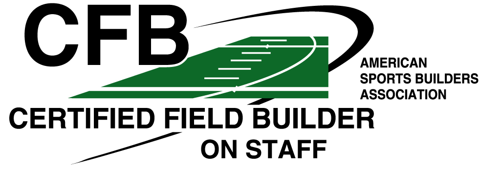 Certified Field Builder on Staff - American Sports Builders Association